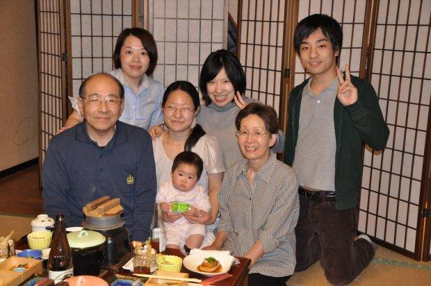 お祝い・親子三世代旅行に!