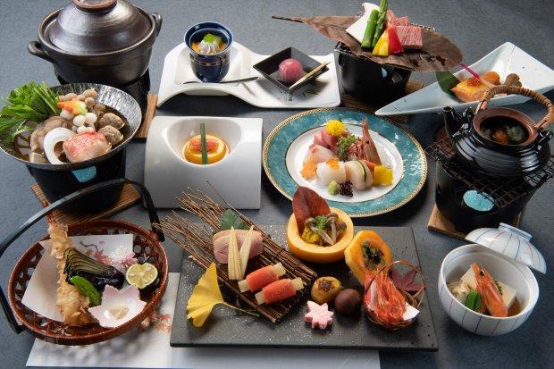 12,000円(税別)のお料理