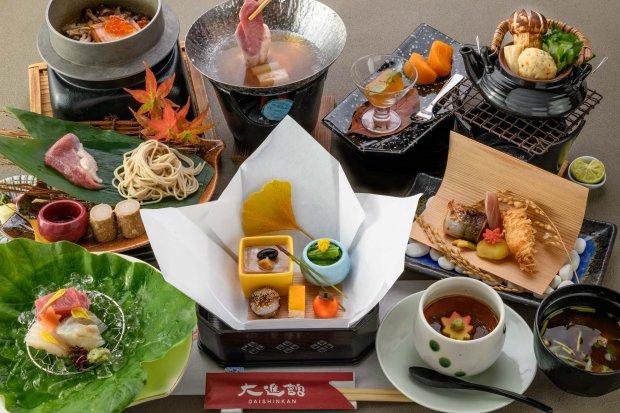 11,000円(税別)のお料理