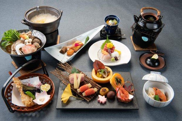 6,600円(税別)のお料理